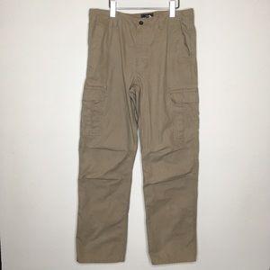 The North Face Khaki Cargo Pants 34R